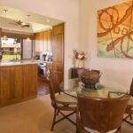 Dining room - kitchen at ekahi 11E