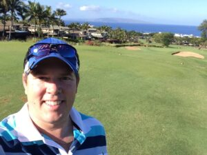 Maui Golf Views