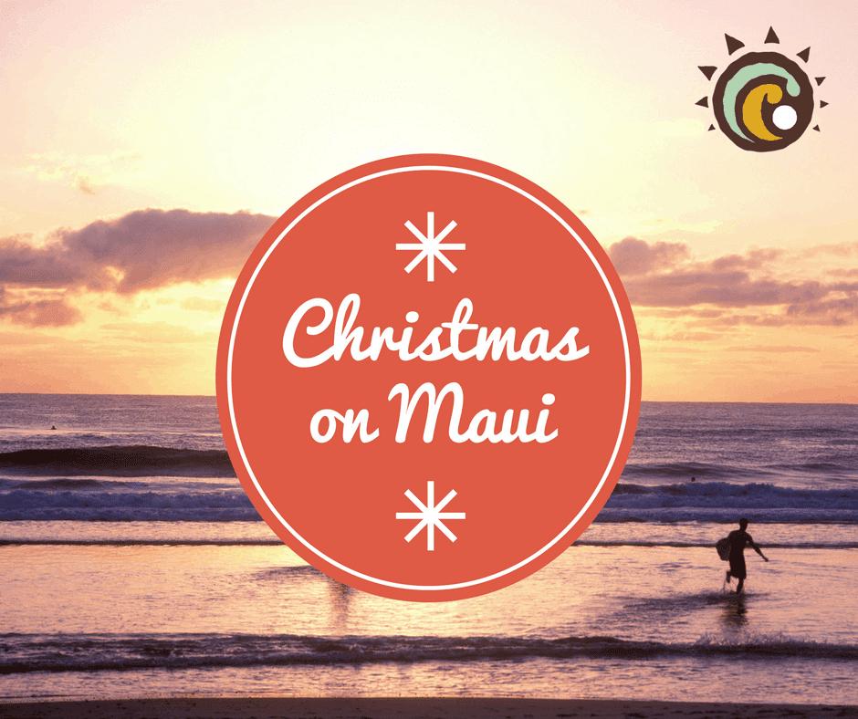 Christmas on Maui