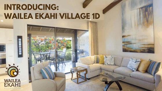 Wailea Ekahi Village 1D