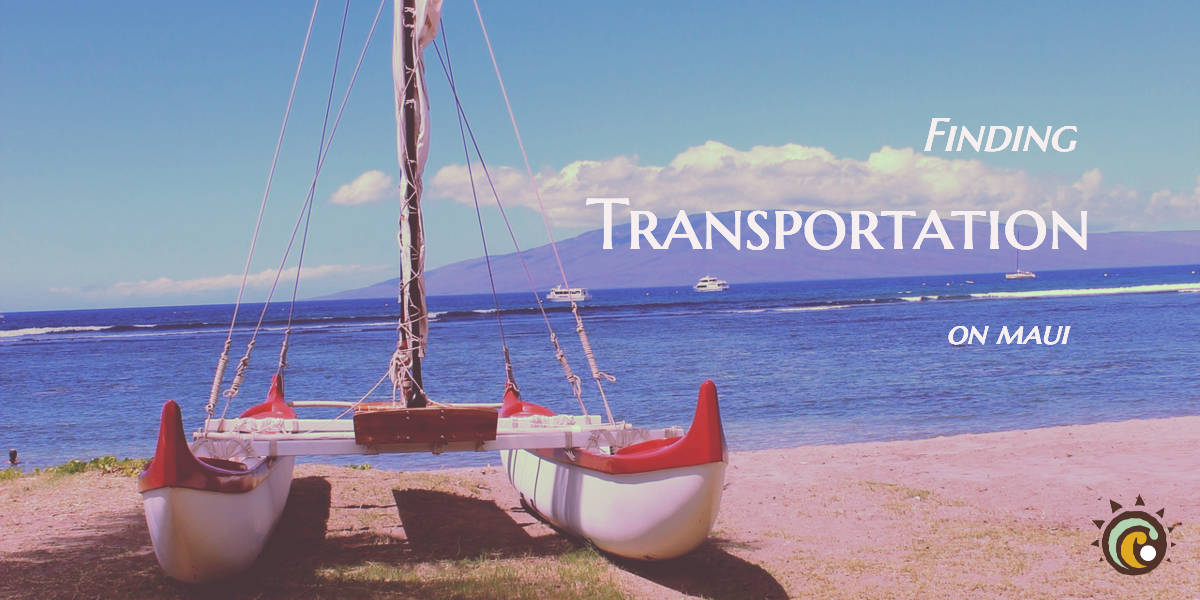 Transportation on Maui