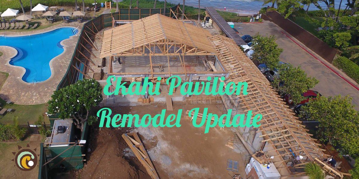 Ekahi Pavilion Remodel